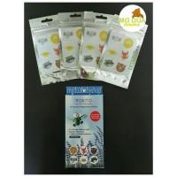 promo Nokito Mosquito Repellent Patch - Stiker Anti Nyamuk berkualitas