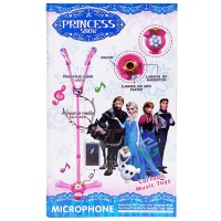 AMM - MAINAN MICROPHONE DOUBLE 5908 FROZEN - MICROPHONE ANAK