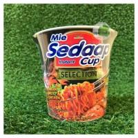 Mie Sedaap Korean Spicy Chicken Cup