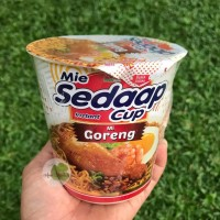 Mie Sedaap GORENG CUP