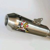 Knalpot Kawahara Racing Original | Vespa Matic i-Get & Non i-Get
