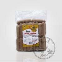 Sosis Ayam MALEO Frozen - Chicken Breakfast 21/25 (1kg) - isi 40 pcs
