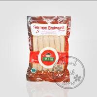 Sosis Ayam & Sapi SONIA Frozen German Bratwurst 325gr - isi 5 pcs