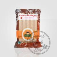 Sosis Ayam & Sapi Keju SONIA Frozen - Cheese Bratwurst 325gr isi 5 pcs