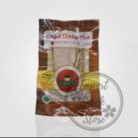Daging Ayam Slice Asap SONIA Frozen - Smoked Chicken Slice 200gr