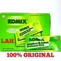 Komix OBH (RASA JERUK NIPIS) Per Sachet - Obat Batuk