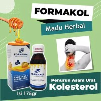Herbal obat herbal asam urat madu formakol penurun kolesterol asam