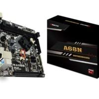 BIOSTAR A68N-5600E AMD A4-3350B ONBOARD DDR3 Mini-ITX