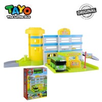 Original Tayo The Little Bus Tayo City Kindergarten Playset Rogi