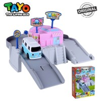 Original Tayo The Little Bus Tayo City Ice Cream Shop Playset BongBong