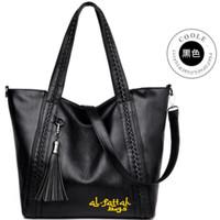 TAS TOTE BAG Tas wanita import set tas bahu tas selempang kulit PU 130