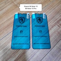 Xiaomi Mi Note 10 Pro Anti Gores Polymer Nano Full Cover