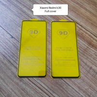 Xiaomi Redmi K30 Tempered Glass Full cover
