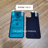 IPhone 11 6.1 Anti Gores Polymer Nano Full Cover