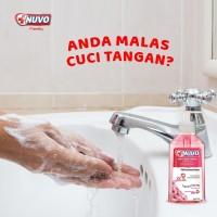 Nuvo Handwash Sabun Cuci Tangan Botol Pump 250ml Hand Wash Soap