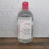 Bioderma Sensibio H2O 500ml / 500 ml / Micellar Water Pink