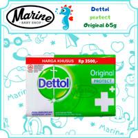 Dettol Original Anti Bakteri Sabun batang 65 gr