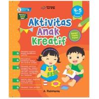 BUKU TK AKTIVITAS ANAK KREATIF USIA 4-5 TAHUN SMT.2
