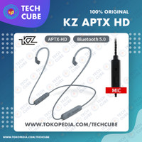 KZ APTX HD Bluetooth 5.0 Module Earphone Upgrade Cable ZSN ZS10 Pro