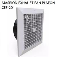 MASPION Exhaust Fan Plafon 8 Inch - CEF 20