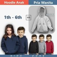 Sweater Hoodie Jumper Anak Pria Wanita Premium Terbaik Termurah