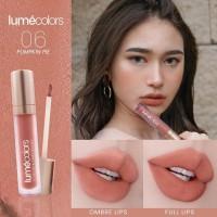 Lumecolors Velvet Lip & Cheek Mousse Pumpkin Pie