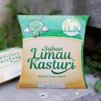 Sabun Limau Kasturi   SALIKA 100% Original