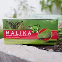 Malika Matcha Limau Kasturi 100% ASLI Original