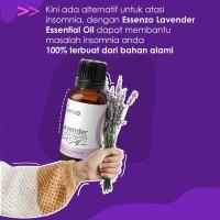 Essenzo Lavender/INSOMNIA/Anti Stress/Jerawat/Luka/Essential Oil