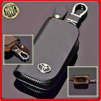 Dompet STNK kulit import - dompet STNK mobil Toyota