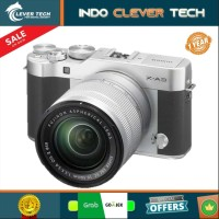 Kamera Fujifilm X-A3 Kit 16-50mm SILVER