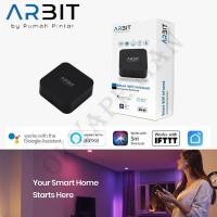 ARBIT Wifi Smart Home IR Remote Controller works with Alexa Google Inf