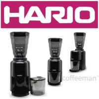 Hario Electric Coffee Grinder Compact Alat Giling Kopi Electric EVC 8