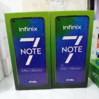 Infinix note 7 6GB/128GB