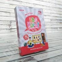Flashcard ABC Huruf - KONSEP Wipe & Clean Kartu Pintar Mainan Edukasi