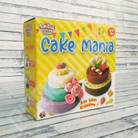 Fun Doh Cake Mania - Lilin Plastisin FunDoh Mainan Anak