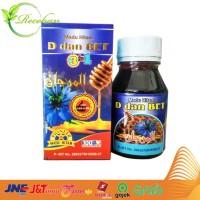 Madu Diabet Diabetes Hitam Jasmine Asli 100%