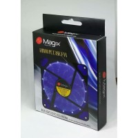 Fan Casing 12Cm Lampu Magix 120MM PC Case Fan Led Komputer Nyala
