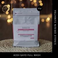JSC Biji Kopi Aceh Gayo Highlands Specialty Full Washed arabica 125 gr