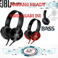 Headset haadphone handsfree bando Jbl xb450 xb-450 - Putih