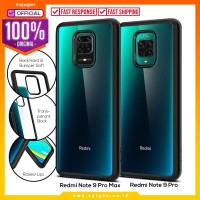 Case Redmi Note 9 / Pro / Max Spigen Ultra Hybrid Anti Crack Casing