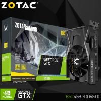 VGA ZOTAC GeForce GTX 1650 4GB OC GDDR5
