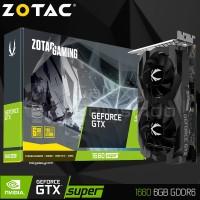 VGA ZOTAC NVidia GeForce GTX 1660 SUPER 6GB GDDR6