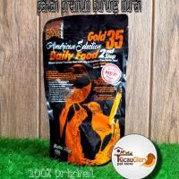 GOLD 35 AMS AMERICAN SELECTION DAILY FOOD 250 gr Pakan premium murai