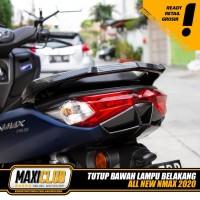 Variasi Yamaha ALL NEW NMAX 2020 Ducktail Cover Bawah Lampu TERBARU