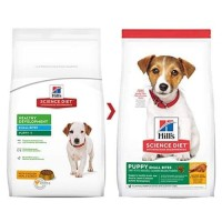 Hills science diet puppy small bites 2 kg 2kg