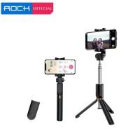 ROCK SPACE Bluetooth Remote Selfie Stick with Tripod II