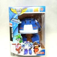 Mainan Anak Rescue Team Robocar Poli tranform 9009A KP