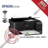 Printer Epson L3150 WiFi Direct All in One -