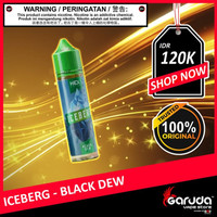 Liquid Iceberg Series Hexjuice 60ml Bercukai